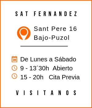 Horario Sat Fernandez